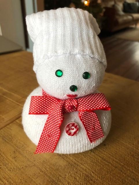 Sneeuwpoppetjes voor Make-A-Wish