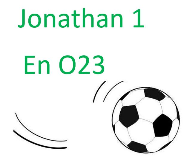 Voorbereiding Jonathan 1 en O23
